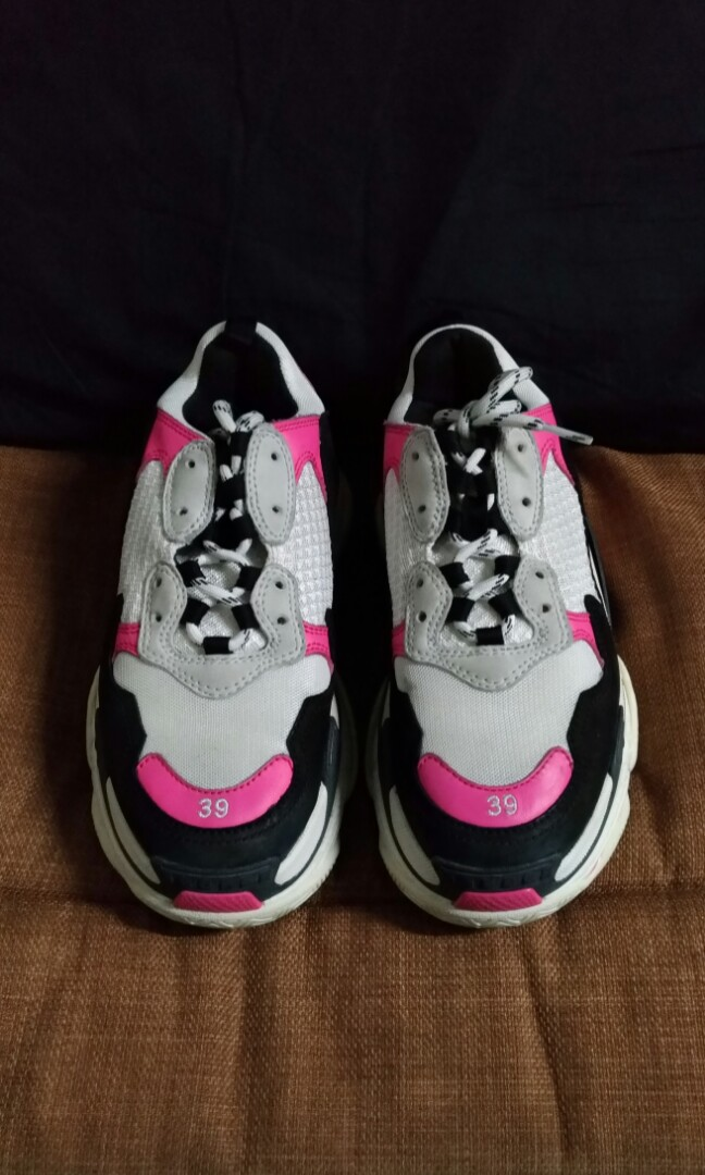 balenciaga shoes triple s for $600 only size 39