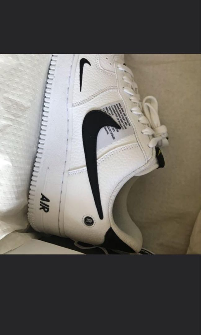 Help me LC Nike AirForce 1 Utility!!!