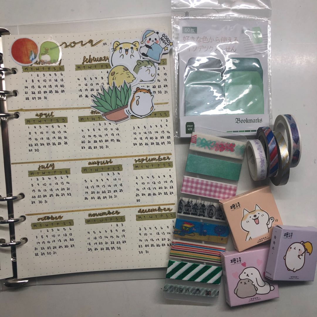🐧stationery grabbags