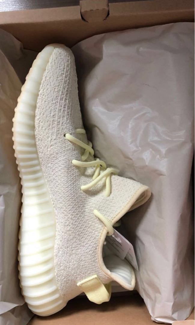 203befd21a7f2 Legit Check please! Yeezy 350 v2  BUTTER