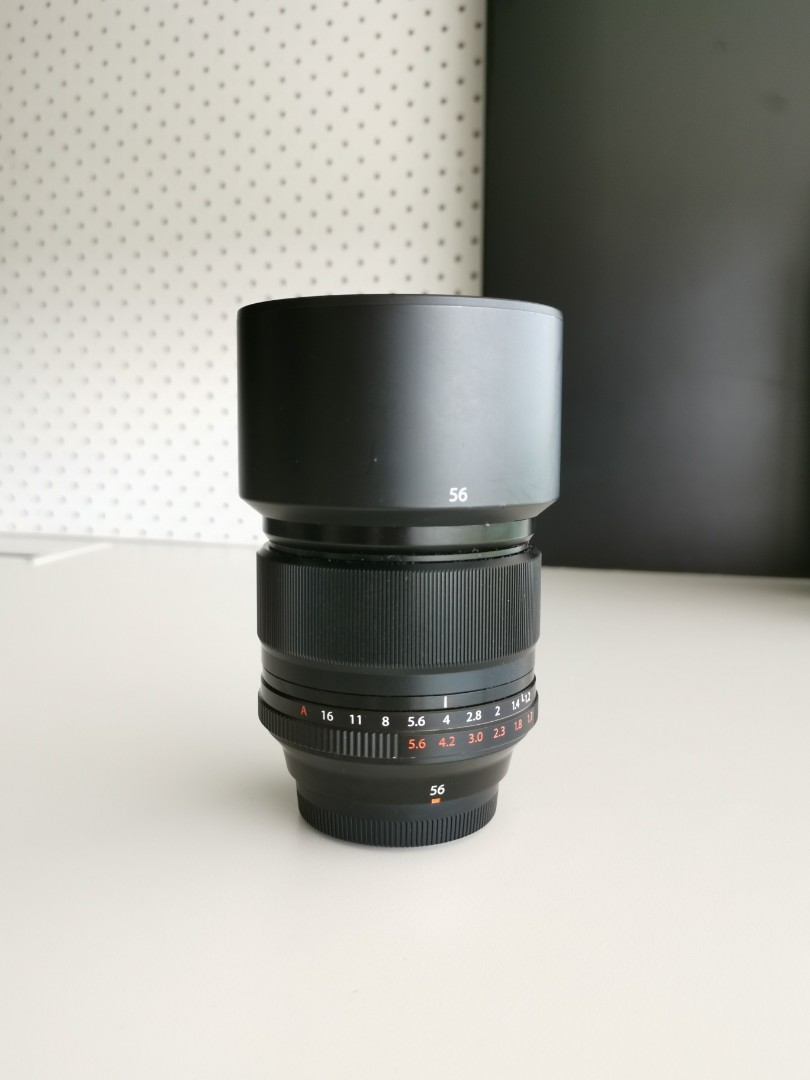 Want to sell * XF 56mm F1. 2R APD