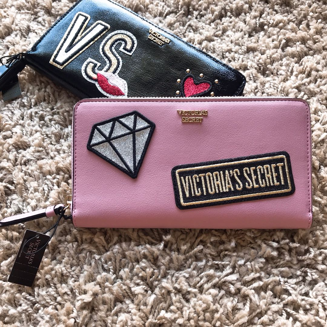Discounted Victoria's Secret bags, wallets and more in my listings