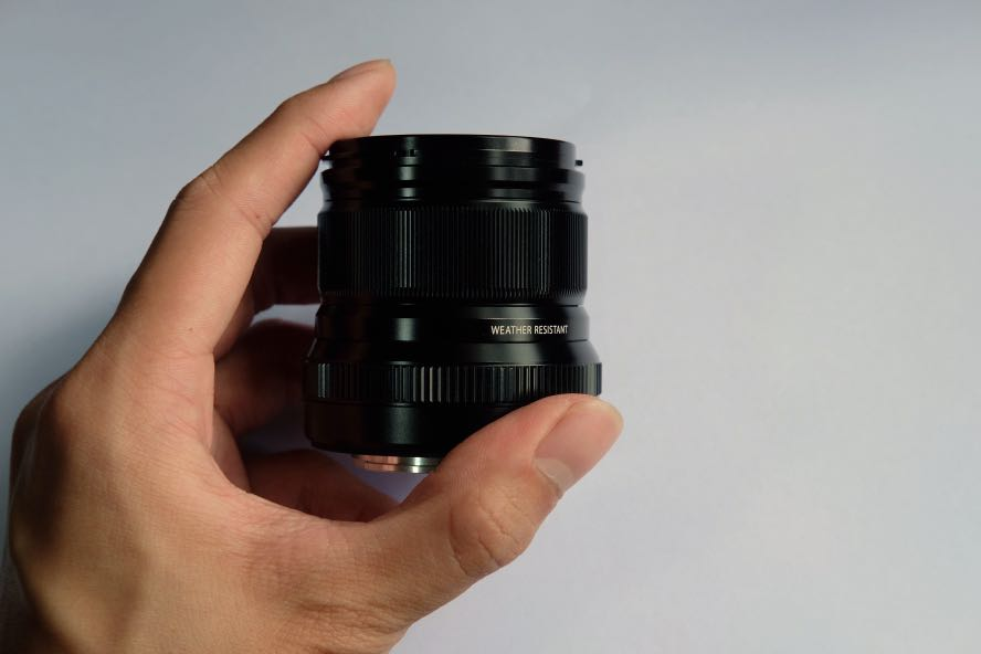 WTS xf 50mm f2 - Black