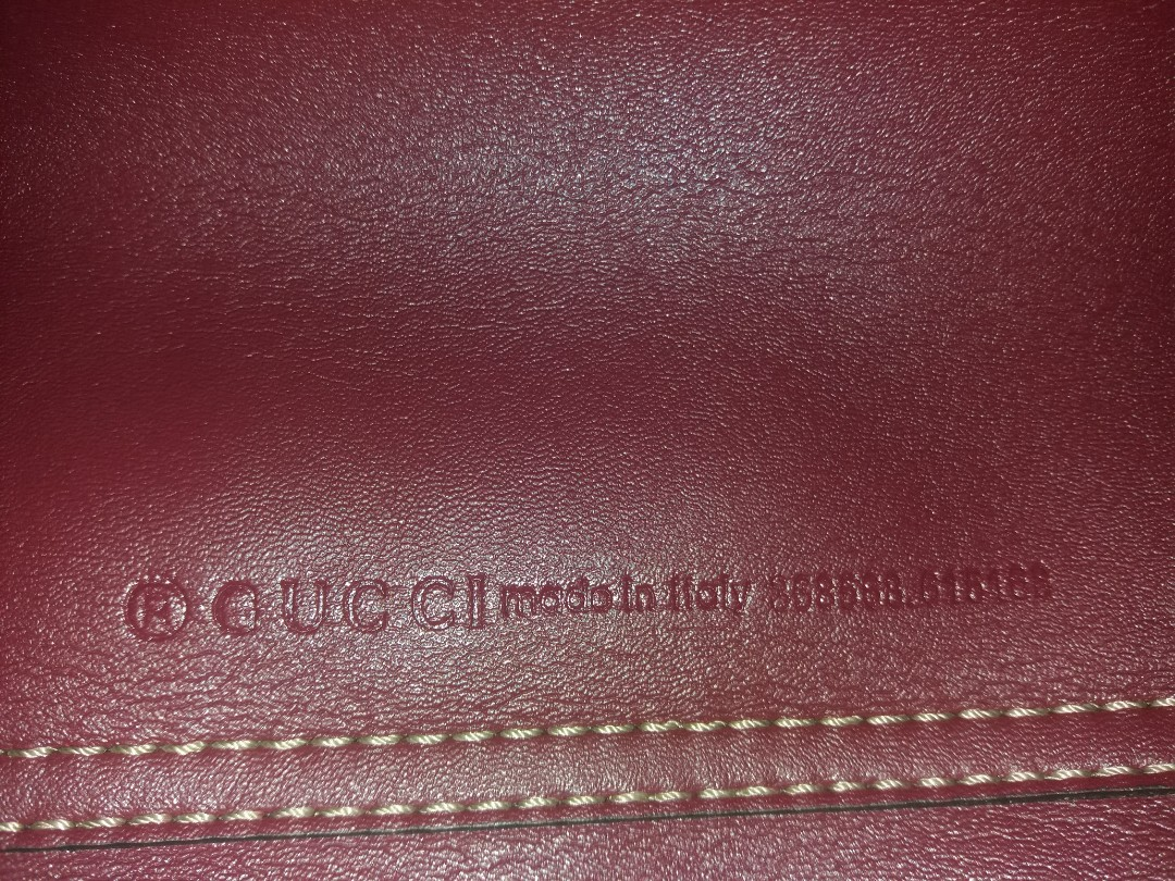 e37a3c7f1f0 Kindly help me authenticate this Gucci bag