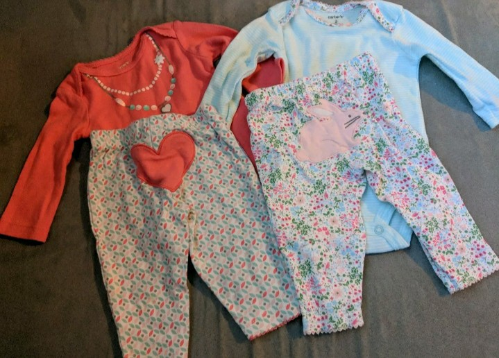 Baby clothes 3-6m
