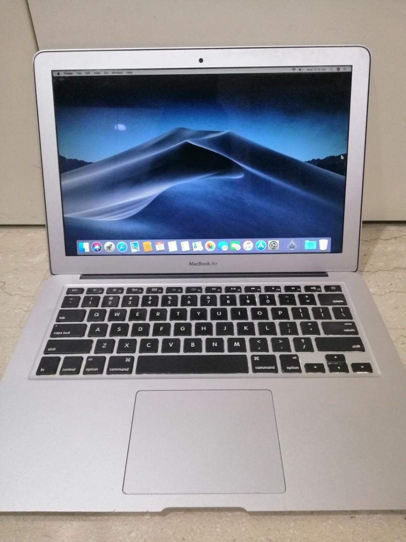 Selling macbook air 13 inch early 2014