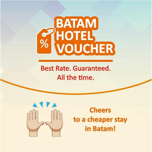 Special Discount for Nagoya Hill Hotel Batam + FREE 1 WAY TRANSFER