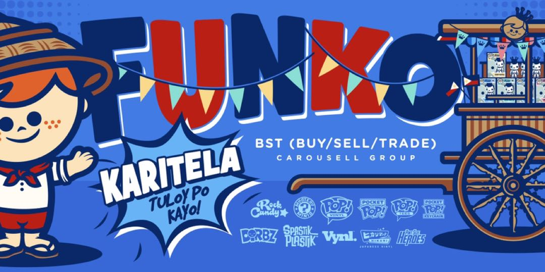 Welcome to FUNKO KARITELA BST page!