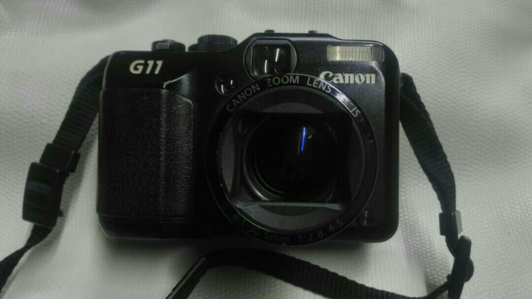 Canon Power Shot G11