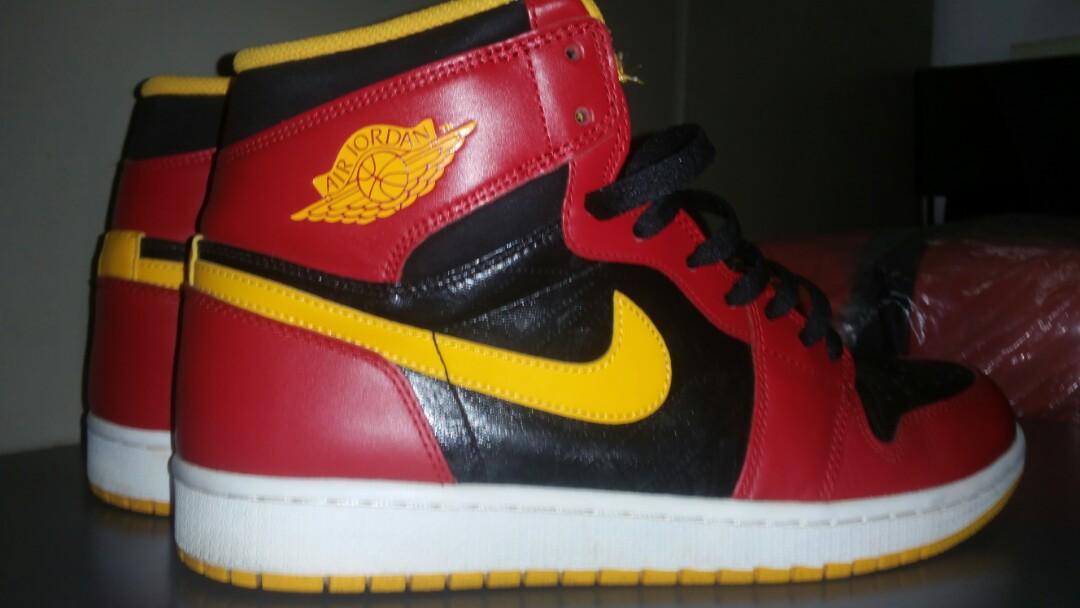 Air Jordan 1 Atlanta hawk