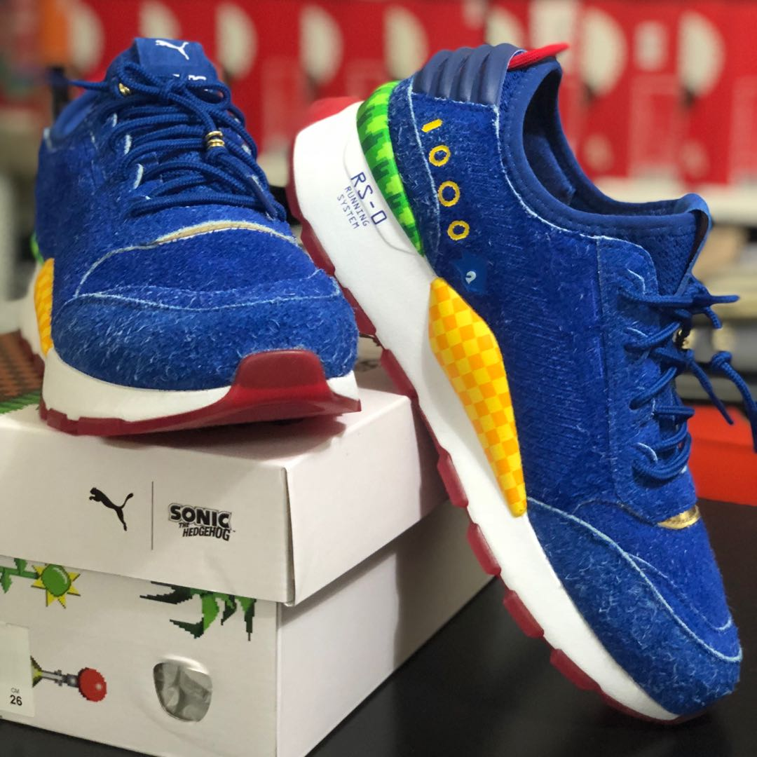 Us8 Vnds E2whid9 Puma Rs Condition Sonic 0 Size mOvn0w8N