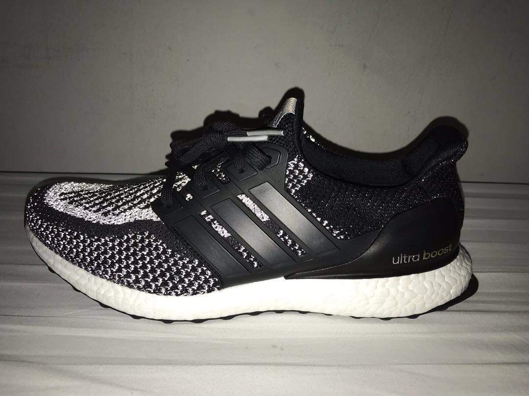 """Adidas ultra boost 2.0 limited """"black reflective"""""""