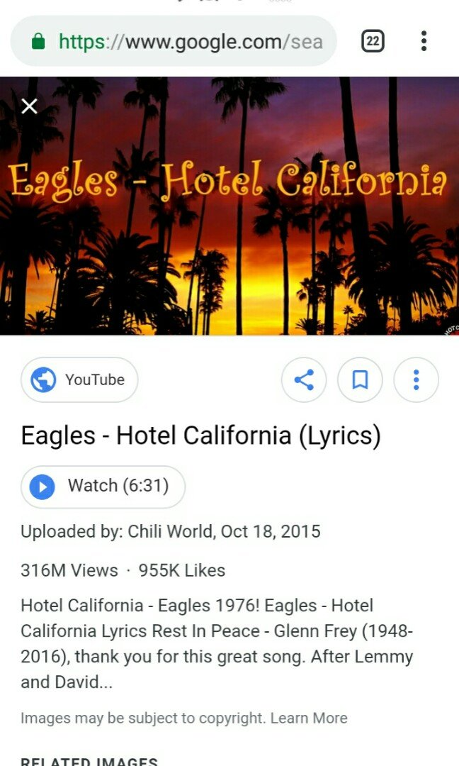 Learn Hotel California with easy chords