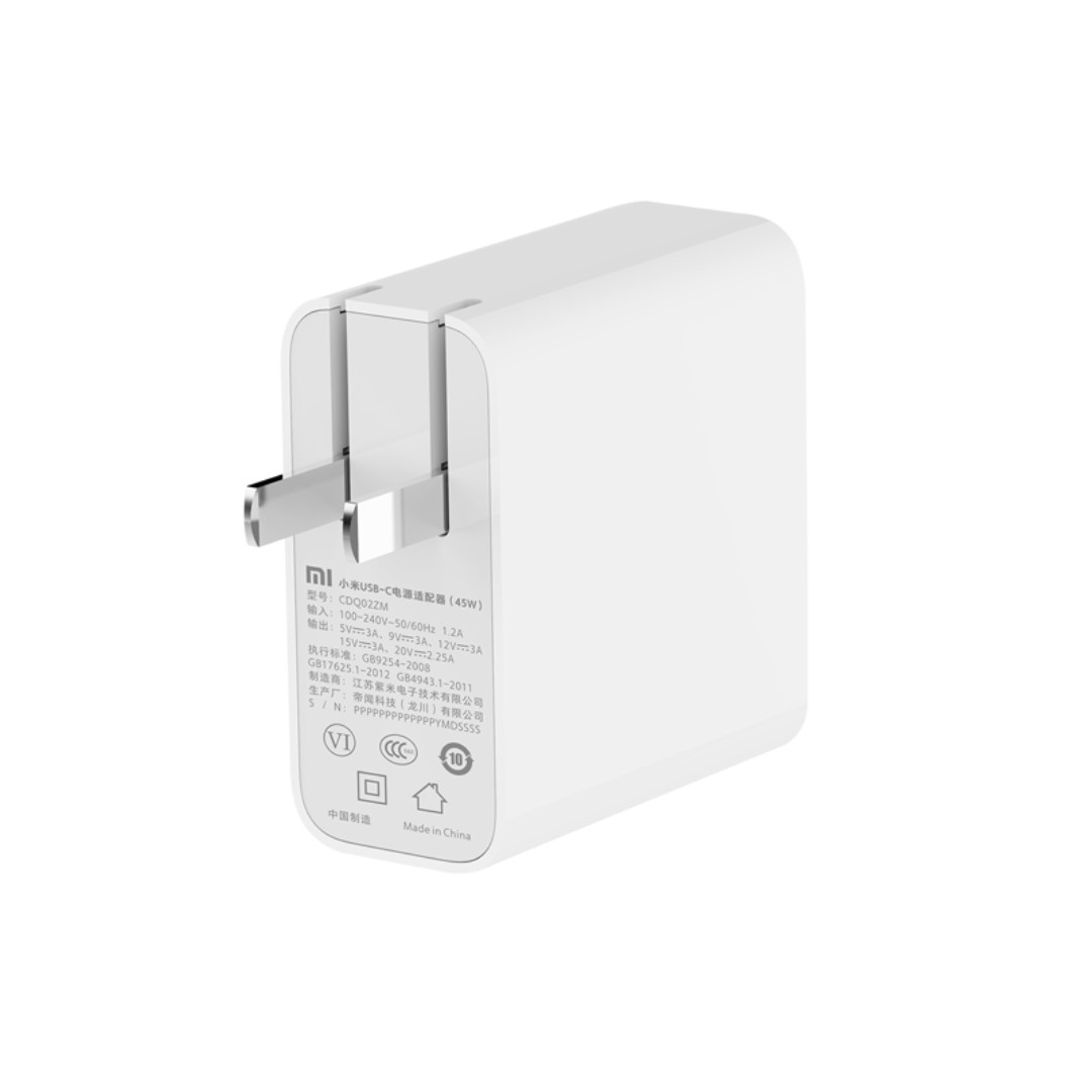 Today only $26! New Xiaomi 45W USB C Charger (Fast Charge)