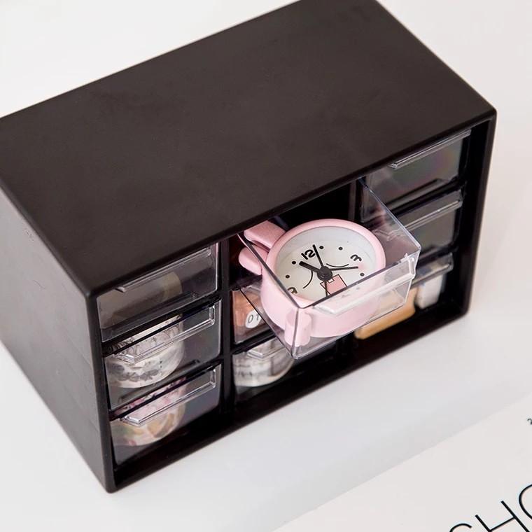 [PO] Nine Drawer Storage Box