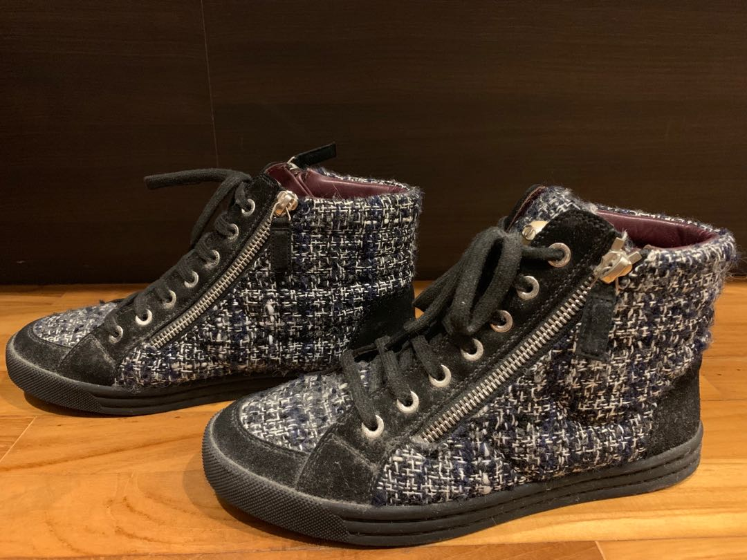 Luxury Sneakers for the Cozy Girls