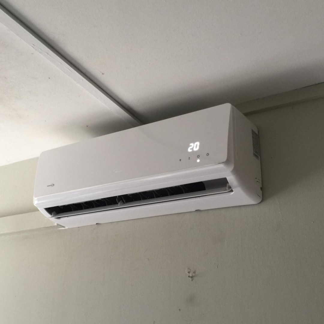 AC installation and servicing