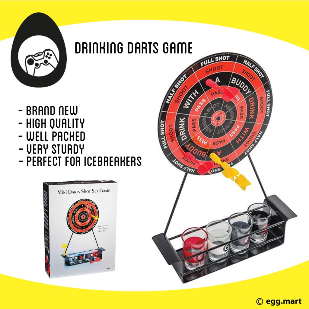 Drinking games sale