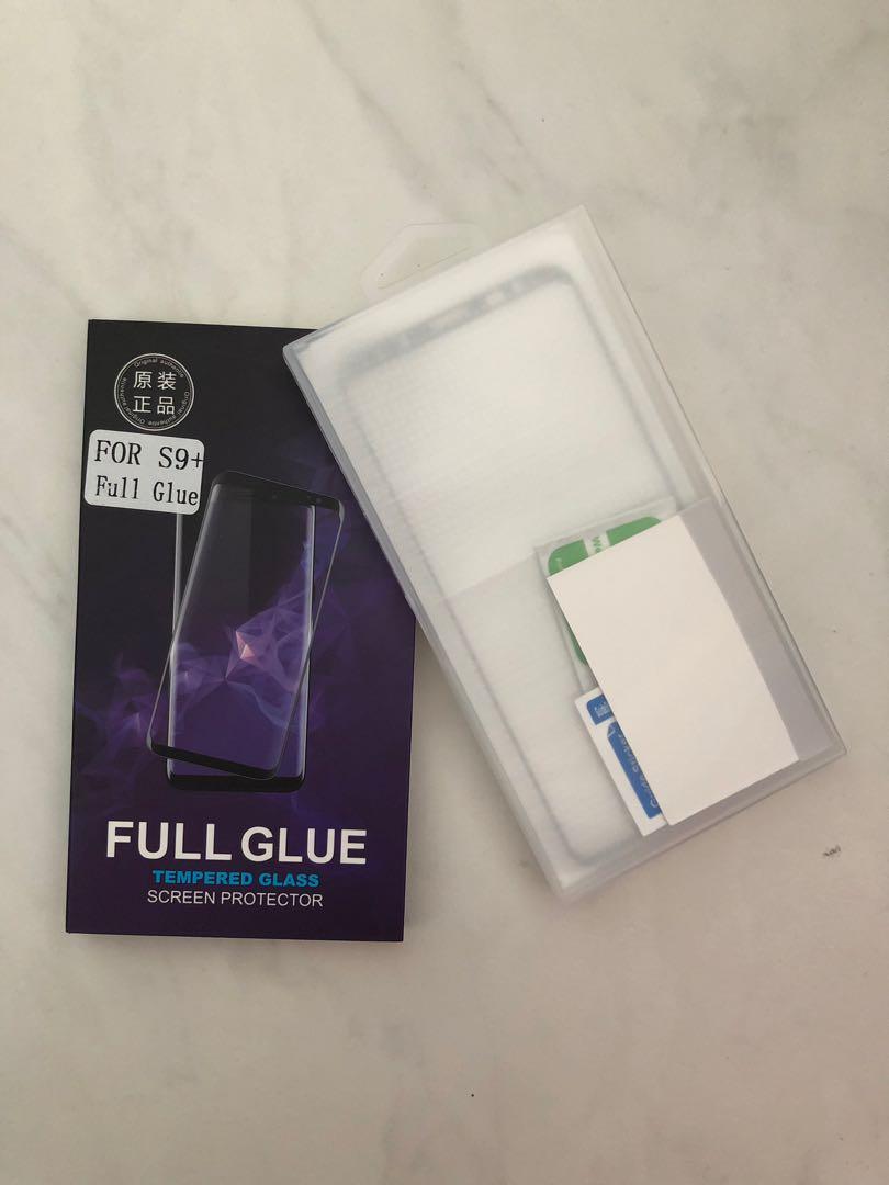 Premium Full Glue Samsung S9/S9+/Note 9 Tempered Glass