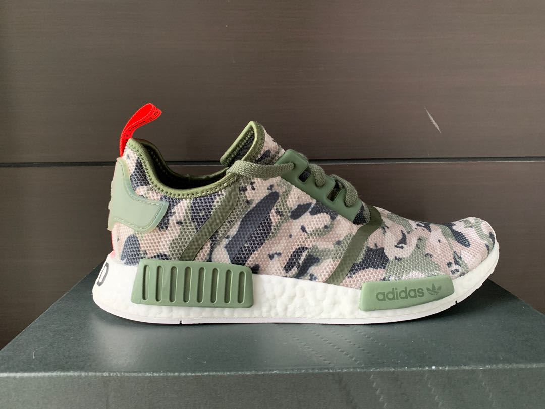 """SELLING AUTHENTIC NMD R1 CAMO PRIN """"NMD"""""""