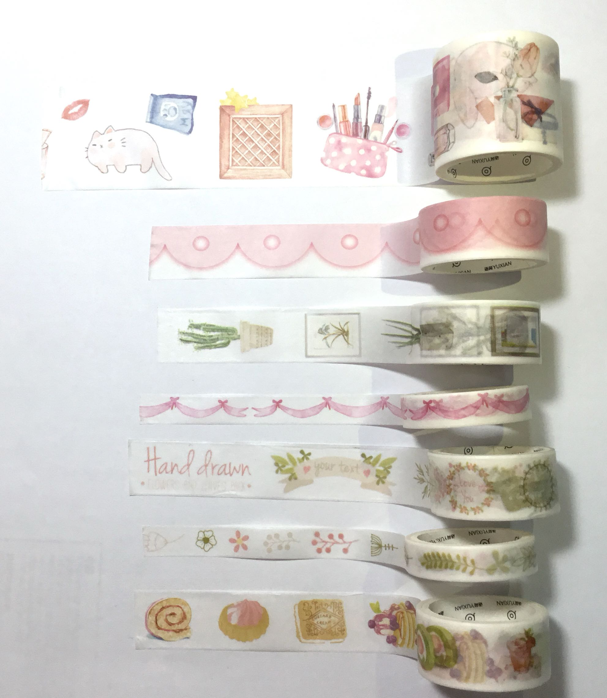 Selling cheap washi tapes!!