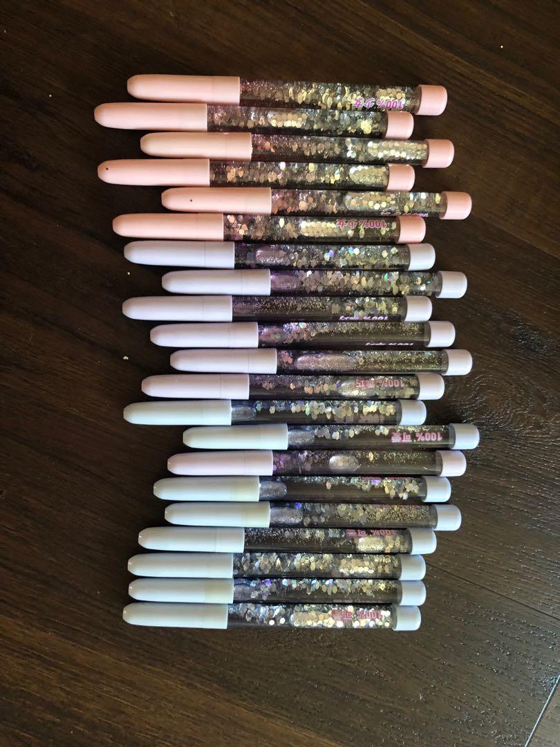 Liquid pens