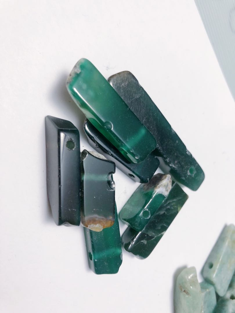 New listings of semi precious stone beads to make your own jewellery!