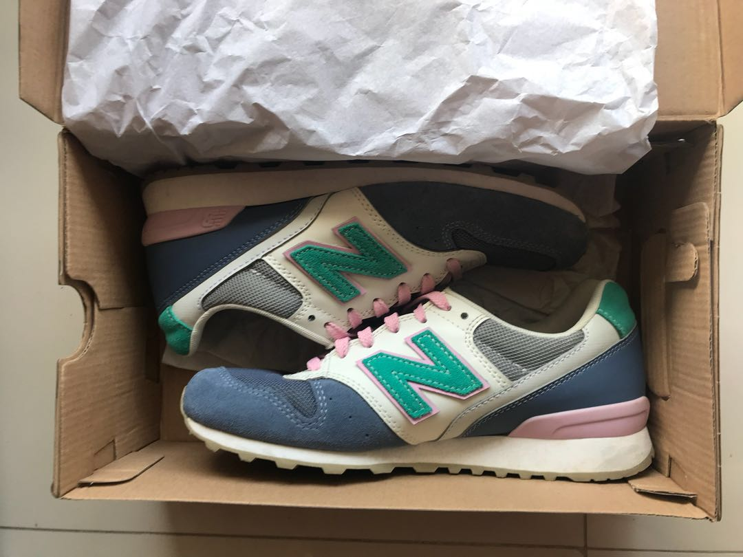 New Balance 996 Sneakers Authentic