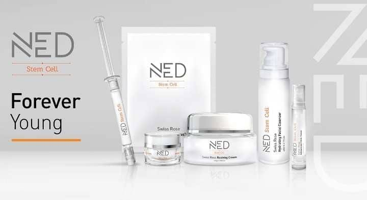 NED Skincare Series (Swiss Rose Stem)