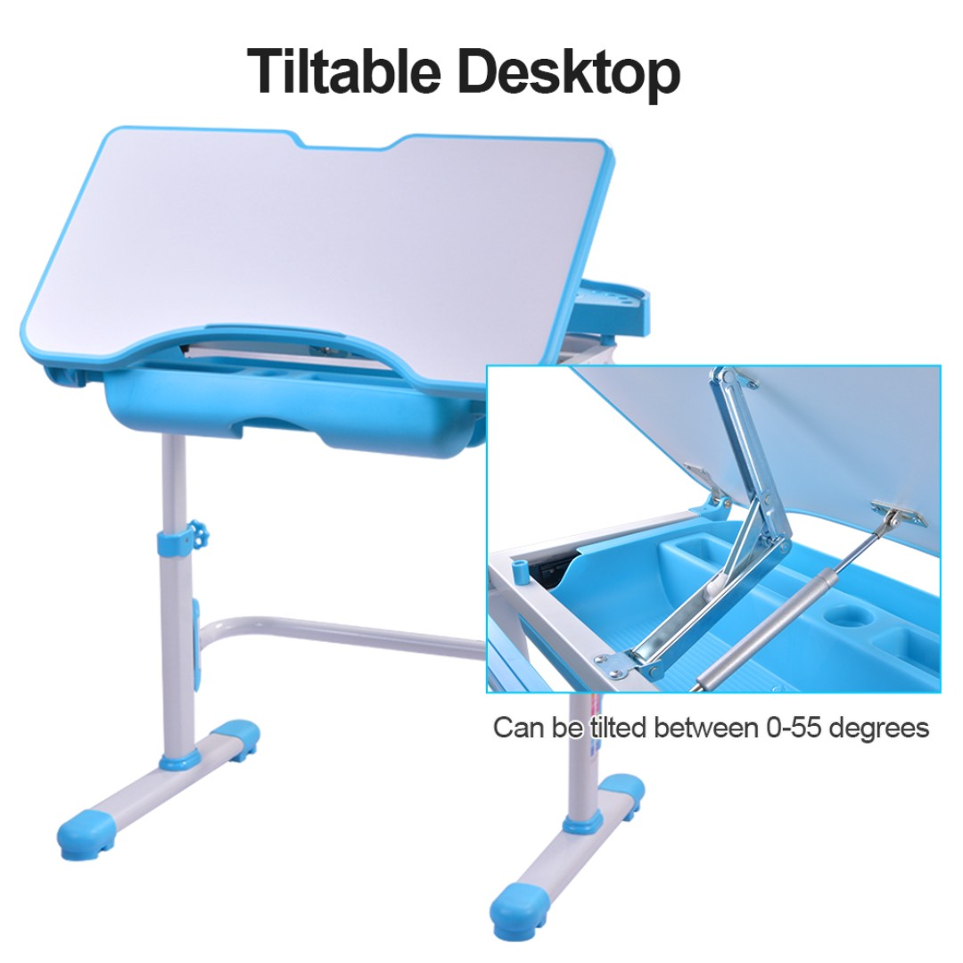 Looking for a study table that will grow with your child and last many years?