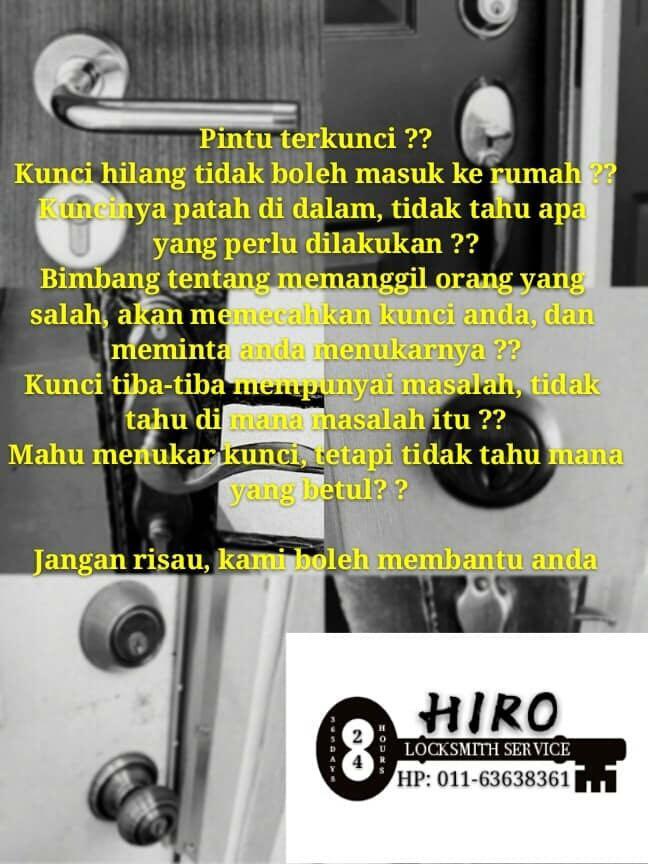 Hiro Locksmith
