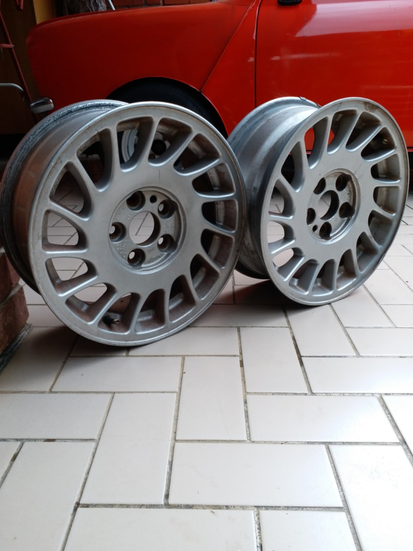 VOLVO RIMS FOR SALE