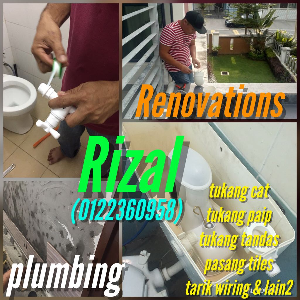 Rizal tukang rumah 0122360958