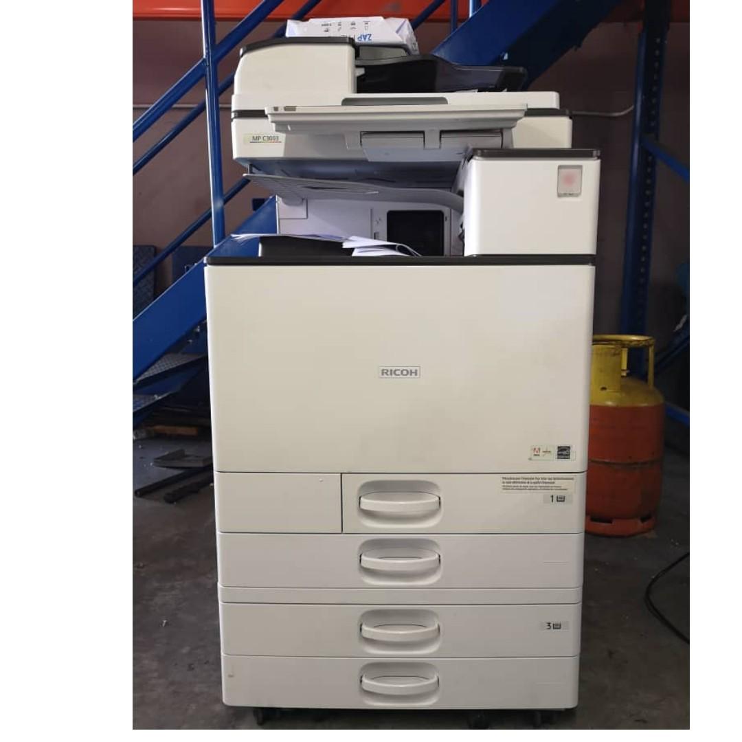 Photocopy machine copy print scan rental sales offer