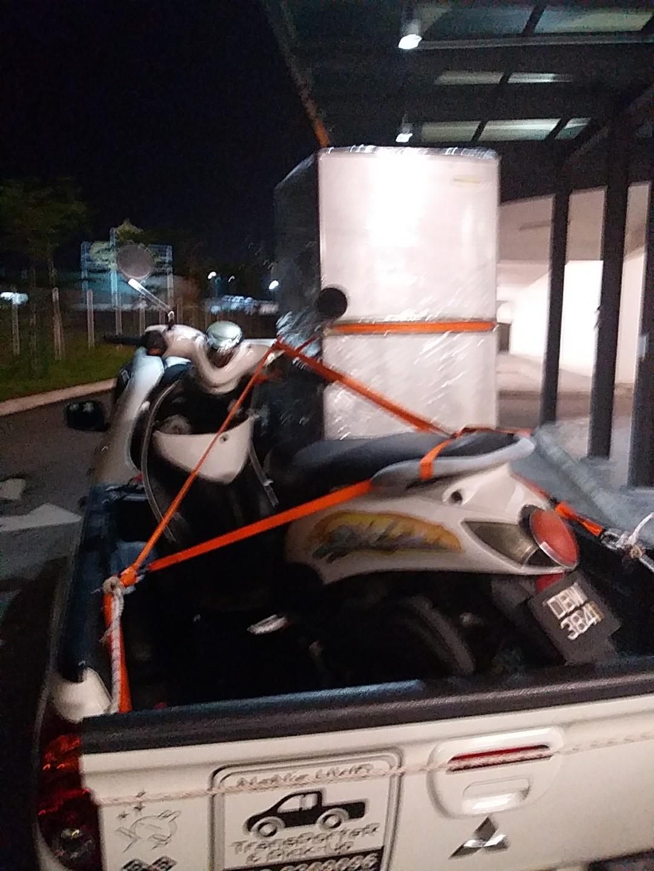 PINDAH BARANG!!! MOVER TRANSPORTER