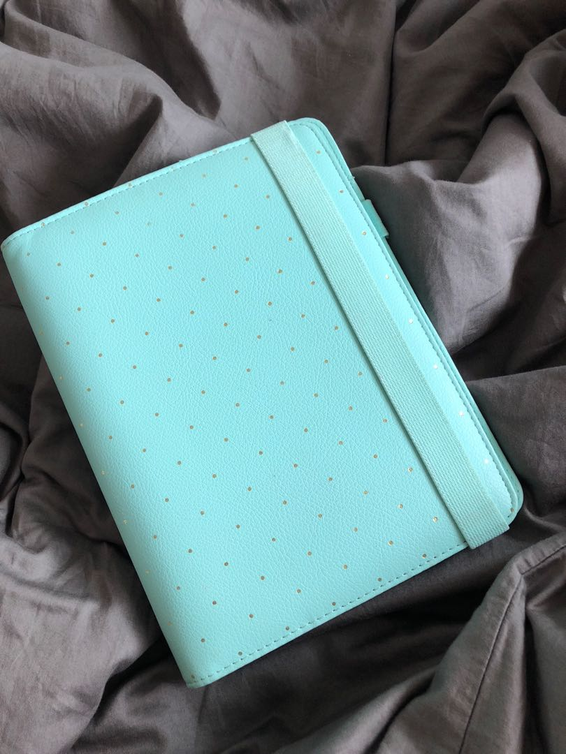 Selling planner covers