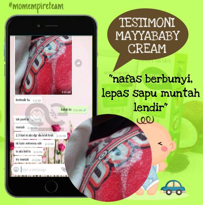 Mayyababy Cream