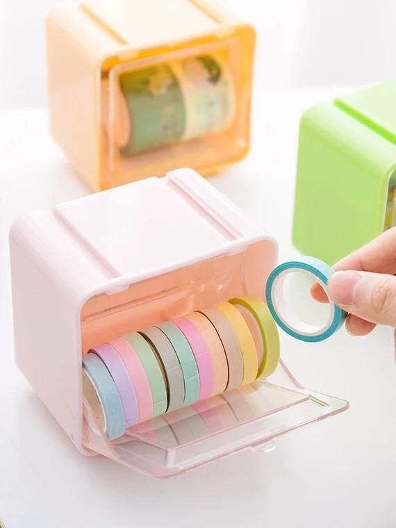 [PO] Stackable Washi Tape Storage Box