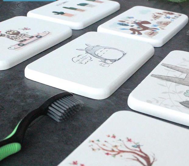 Cute Designs Diatomite