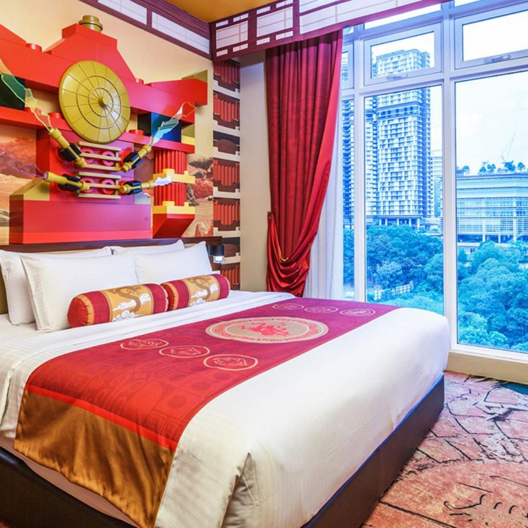 Legoland Resort Malaysia starting at $199/night PM me to book!