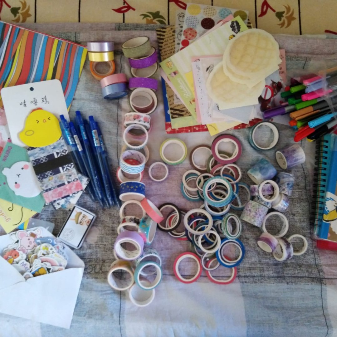 Affordable stationery/bujo/scholl supplies