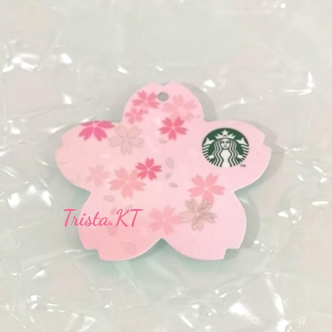 Starbucks China Mini Sakura Card