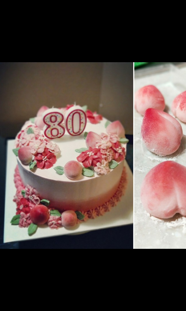 Wedding dummy cake