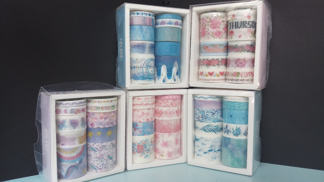 New Washi Tapes Instock!