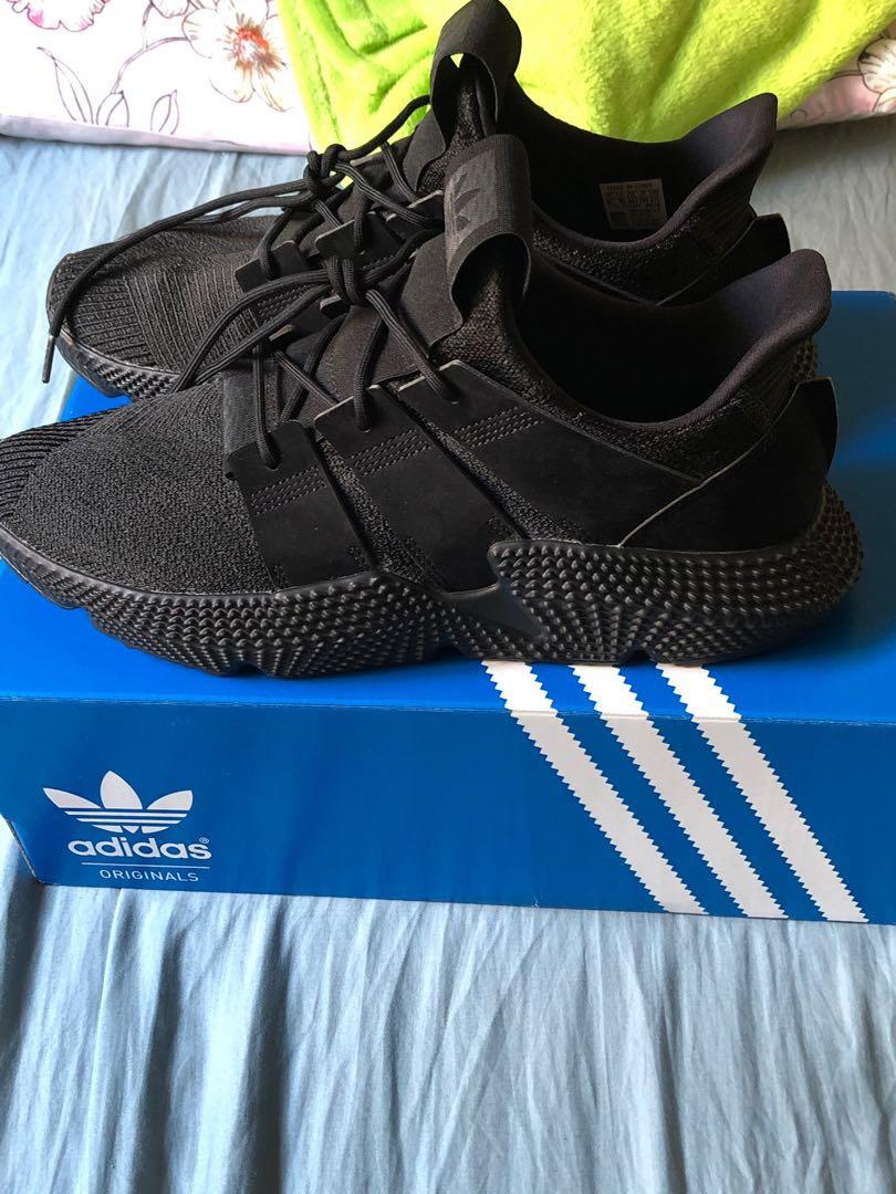 Adidas Prophere core black $108!!