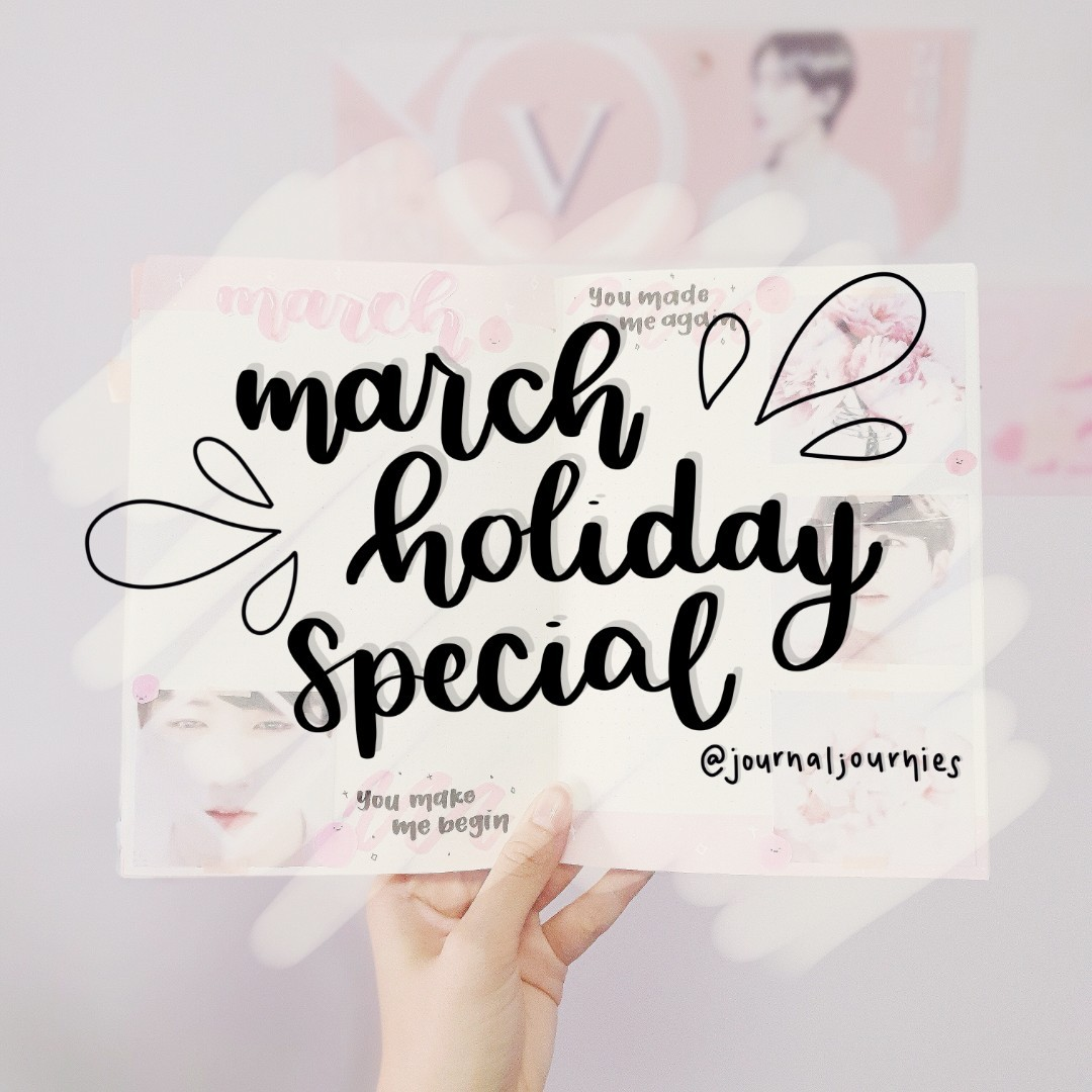 march holiday special!!