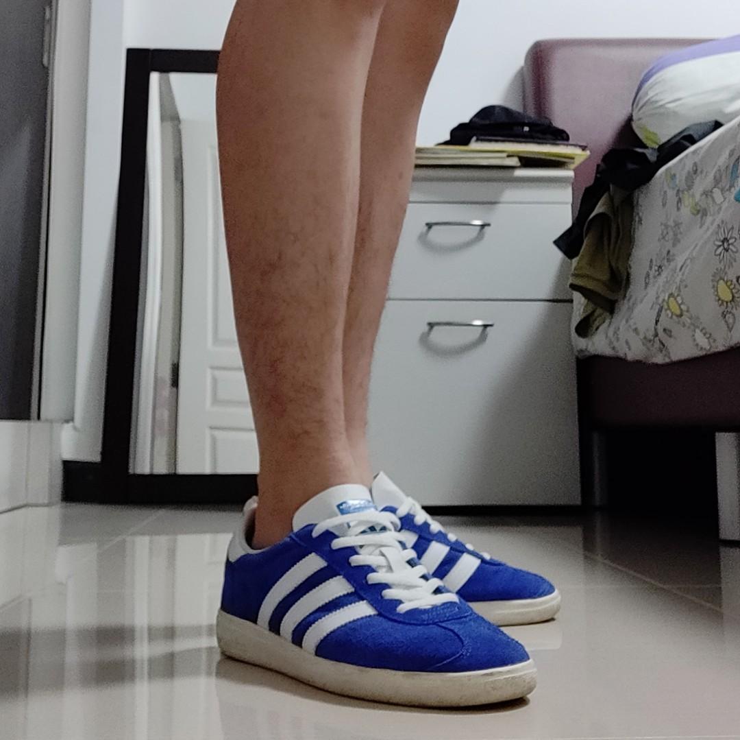 UK6 Adidas Spezial Jogger