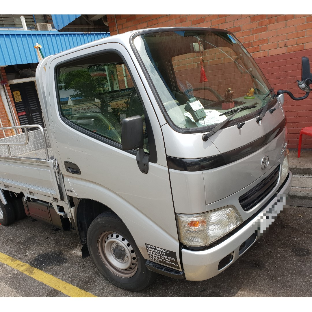 Lorry Rental / Mover Delivery service