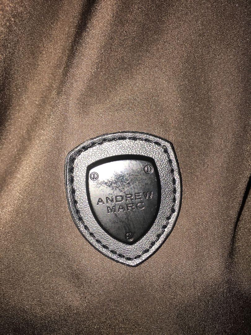 Andrew Marc Bomber