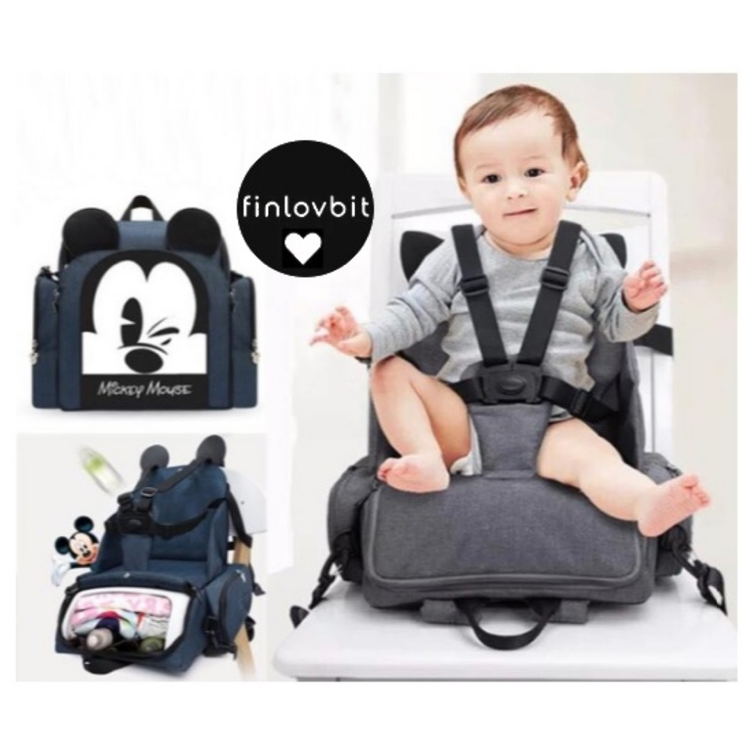 Convertible Multi-Functional Fashionable Mummy's bag [PRE-ORDER]